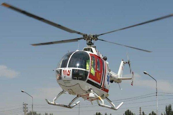 پایگاه اورژانس هوایی در استان مرکزی مستقر شد
