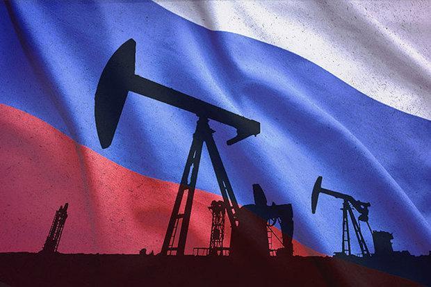 فراوری نفت روسیه روزانه 100 هزار بشکه کاهش یافت